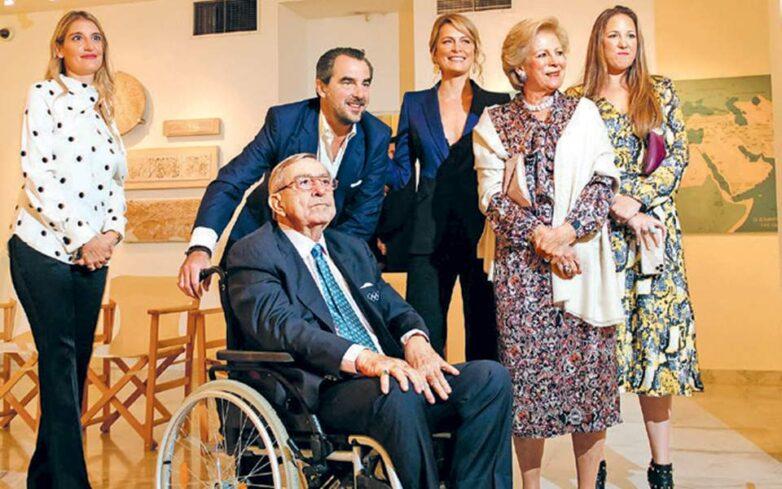 Εγκαινιάστηκε η έκθεση του πρίγκιπα Νικολάου στο Μουσείο Ισλαμικής Τέχνης