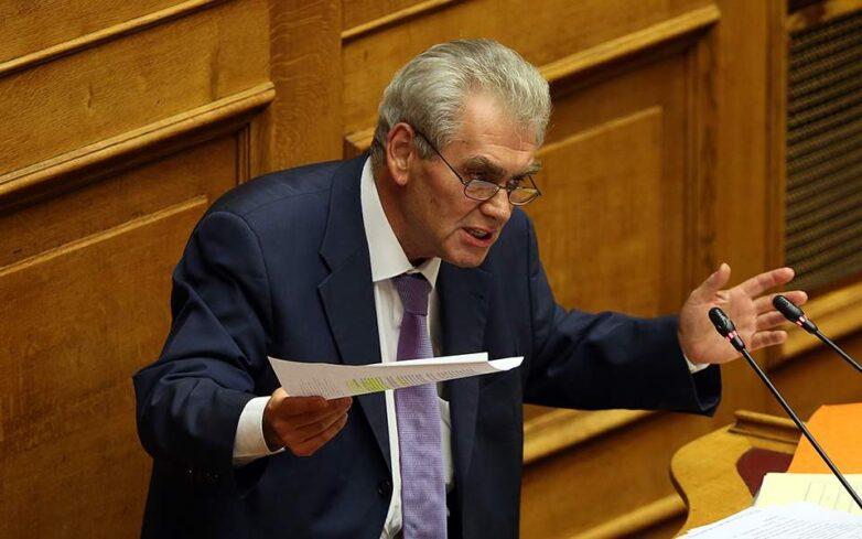 Δ. Παπαγγελόπουλος: Σήμερα θα μετατρέψω τους κατήγορούς μου σε κατηγορούμενους