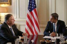 Κυρ. Μητσοτάκης: Αμφισβητούνται κυριαρχικά δικαιώματα Ελλάδας και Κύπρου
