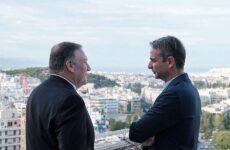 Στην Ελλάδα την επόμενη εβδομάδα ο Μάικ Πομπέο