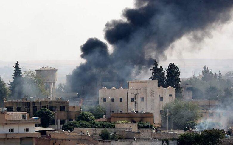 Συρία: Τουλάχιστον 26 άμαχοι σκοτώθηκαν σήμερα από τα τουρκικά πυρά