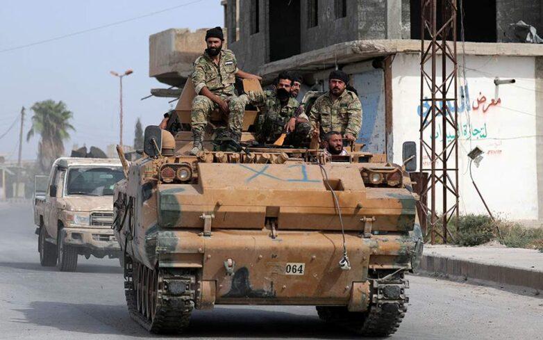 Συρία: Σποραδικές συγκρούσεις στην πόλη Ρας αλ Αϊν παρά την κήρυξη εκεχειρίας