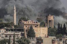 Συρία: 72 άμαχοι, 224 μαχητές των SDF και 183 αντάρτες σύμμαχοι των Τούρκων νεκροί μετά από 8 μέρες μαχών