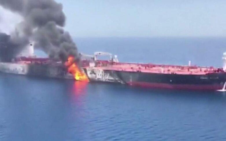 Εκρήξεις σε ιρανικό τάνκερ στη Σαουδική Αραβία – Εξετάζεται το ενδεχόμενο τρομοκρατικής ενέργειας