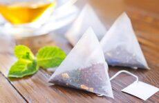 Επιβλαβή για την υγεία τα σακουλάκια τσαγιού «πυραμίδες»