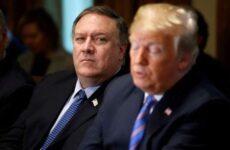 Πομπέο: Ο Τραμπ είναι προετοιμασμένος για «στρατιωτική δράση» κατά της Τουρκίας, αν χρειαστεί