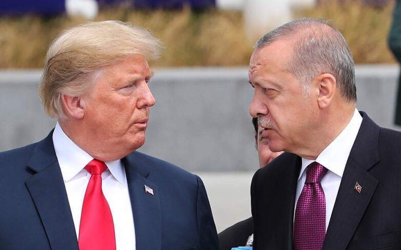 «Μην παριστάνεις τον σκληρό, μη γίνεσαι ανόητος» – H απίστευτη επιστολή Τραμπ στον Ερντογάν για τη Συρία