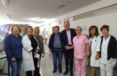 Πρόγραμμα ενημέρωσης για τον καρκίνο του παχέως εντέρου από το Κ.Υ. Βελεστίνου