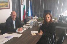 Στην Πομόριε της Βουλγαρίας η αντιδήμαρχος Παιδείας και Πολιτισμού του Δήμου Βόλου
