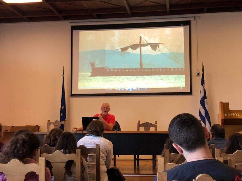Επίσκεψη Παγκύπριου Γυμνασίου Κύπρου στο Δημαρχείο Βόλου