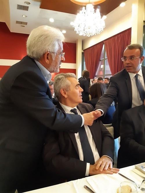 Στην τελετή ενθρόνισης του μητροπολίτη Φθιώτιδας Συμεών ο συντονιστής Αποκεντρωμένης Διοίκησης Θεσσαλίας – Στερεάς Ελλάδας