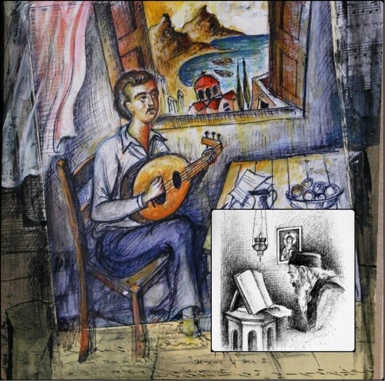 Έκθεση ζωγραφικής του Γ. Π. Μποζά και συνεργατών του