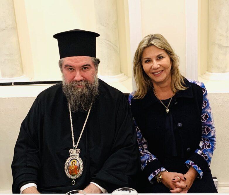 Επίσκεψη Ζέττας Μακρή στις Σέρρες