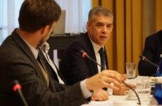 Ο Κ. Αγοραστός στο  κλειστό εργαστήρι πολιτικής της EURACTIV για τη σύγχρονη γεωργία