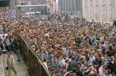 Τριάντα χρόνια από την πτώση του Τείχους-Ντόναλντ Τραμπ: Μία εκ των πολυτιμότερων συμμάχων μας η Γερμανία