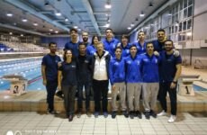 Κολυμβητές(επίλεκτης – προεθνικής) της Νίκης Βόλου στο πρόγραμμαSport excellence της ΚΟΕ