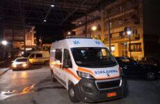 Έμεινε στο δρόμο από βλάβη ασθενοφόρο του ΕΚΑΒ Βόλου στην Αθήνα