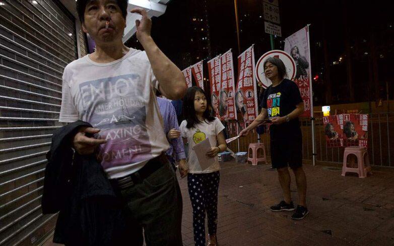 Χονγκ Κονγκ: Συμμετοχή – ρεκόρ στις περιφερειακές εκλογές εν μέσω των πολύμηνων διαδηλώσεων