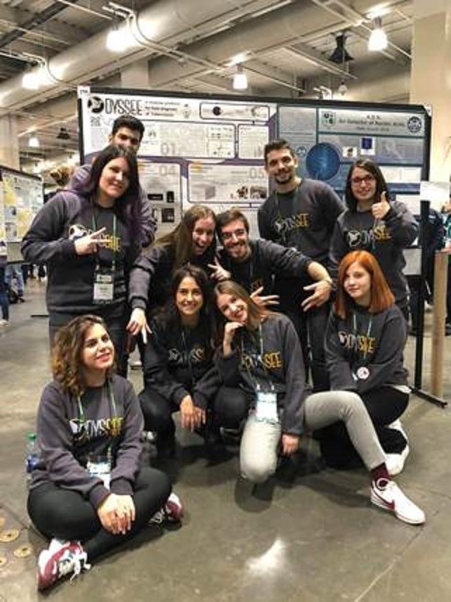 Βράβευση Διεπιστημονικής Ομάδας iGEM Thessaly 2019
