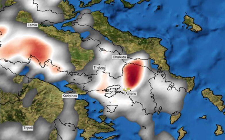 Απρόβλεπτη τοπική καταιγίδα έπληξε την Αττική – Που κινείται η κακοκαιρία