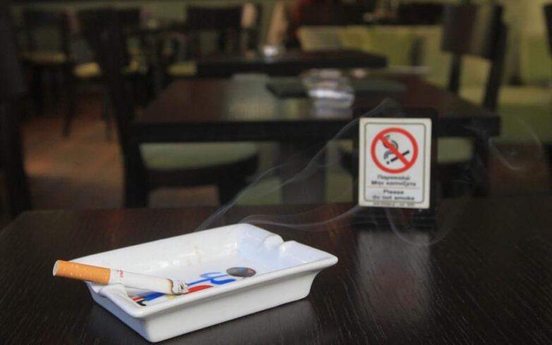 Σε λειτουργία η τηλεφωνική γραμμή 1142 για το παράνομο κάπνισμα