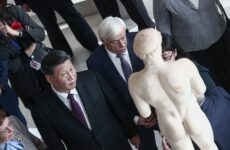 Σι Τζινπίνγκ: Θα στηρίξουμε την Ελλάδα για την επιστροφή των Γλυπτών του Παρθενώνα