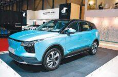 Μπαίνει στην ευρωπαϊκή αγορά αυτοκινήτου η κινεζική Aiways
