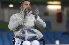 Παγκόσμιο κύπελλο ξιφασκίας με αμαξίδιο: «Χρυσός» ο Πάνος Τριανταφύλλου