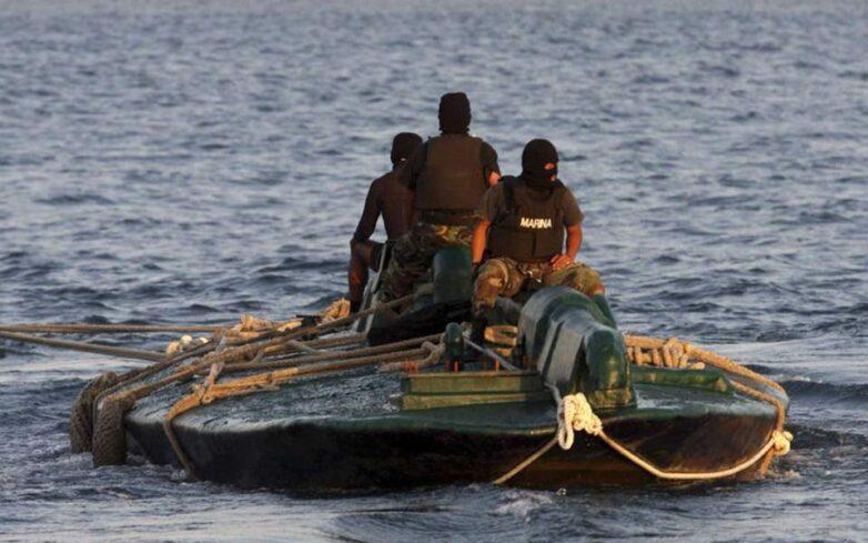 Υποβρύχιο γεμάτο κοκαΐνη αναχαιτίστηκε ανοικτά των ισπανικών ακτών