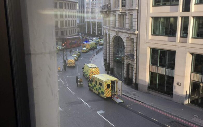 Τρομοκρατική επίθεση στο κέντρο του Λονδίνου
