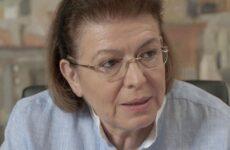 Στο Βόλο η υπουργός Πολιτισμού Λίνα Μενδώνη
