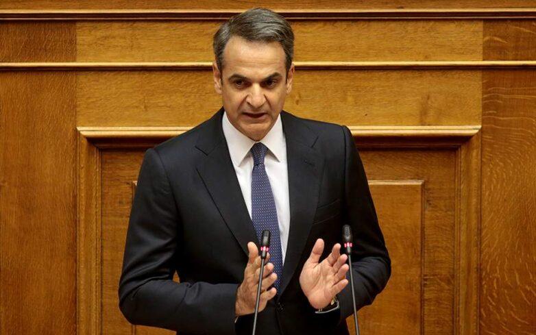 Κυρ. Μητσοτάκης: Ο νόμος σε αυτή τη χώρα θα εφαρμόζεται για όλους