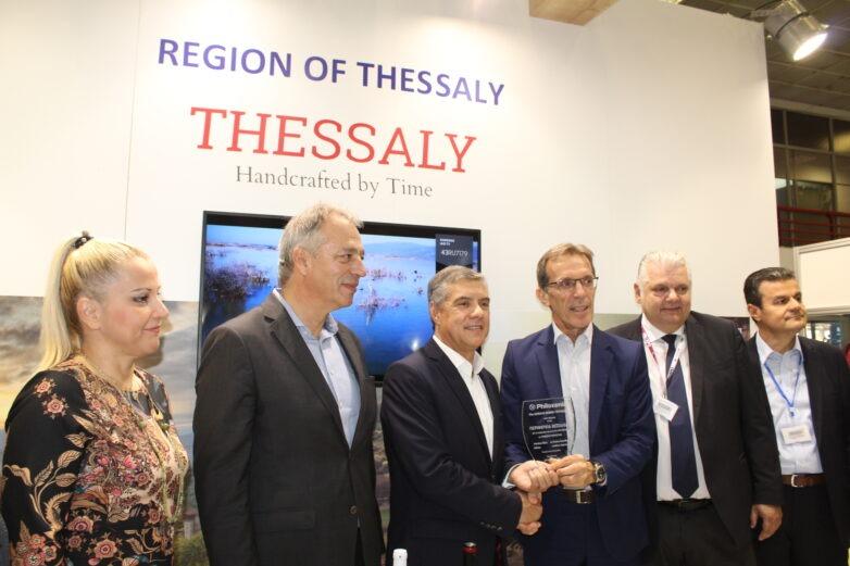 Η Θεσσαλία Περιφέρεια – σημαία στη χώρα στον εναλλακτικό τουρισμό