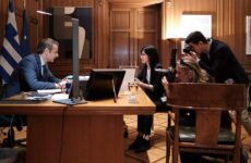 Στην Κίνα ο Κυρ. Μητσοτάκης: Η Ελλάδα ξαναμπαίνει στον χάρτη των επενδύσεων