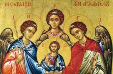 Η Σύναξη των Αγγελικών Δυνάμεων