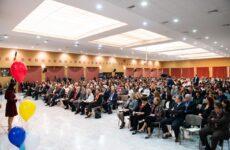 Πανελλήνιο Μαθητικό Συνέδριο «Παιδεία για έναν Kόσμο χωρίς Kάπνισμα»