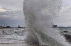 Έκτακτο δελτίο ΕΜΥ: Καταιγίδες και θυελλώδεις άνεμοι από την Κυριακή