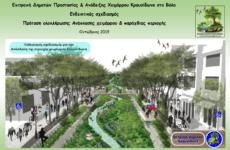 Πρόταση πολιτών για ολοκλήρωση ανάπλασης & ανάδειξης περιοχής χειμάρρου Κραυσίνδωνα