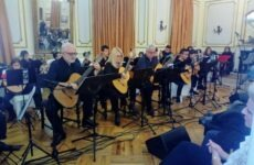 Αποθέωση για την ιστορική Κιθαριστική Ορχήστρα Βόλου στην Εξωραϊστική Λέσχη