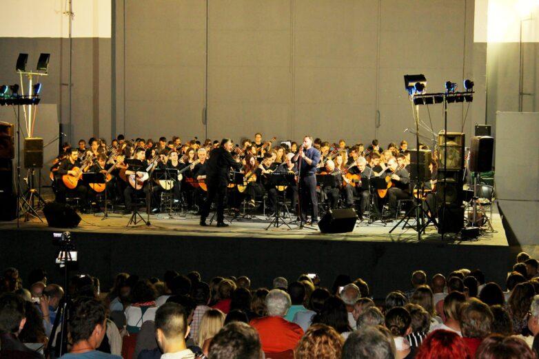 Στο «Αχίλλειο» η συναυλία της ιστορικής Κιθαριστικής Ορχήστρας Βόλου