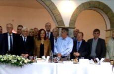Συμμετοχή του Δήμου Βόλου στο νέο ΔΣ του Δικτύου Μαρτυρικών Πόλεων και Χωριών