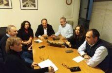 Εκπαιδευόμενοι και εκπαιδευτές – δημοσιογράφοι  στο πρόγραμμα «Πόλη που μαθαίνει»