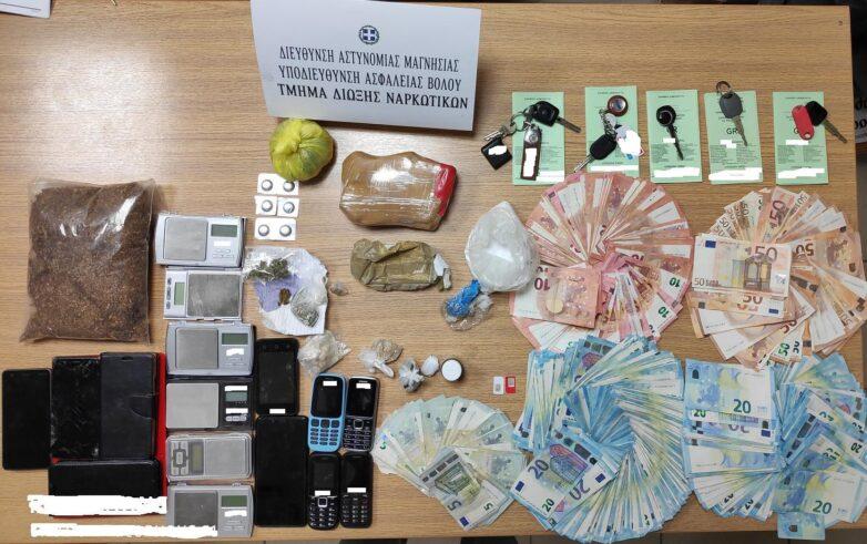 Εξάρθρωση δύο εγκληματικών οργανώσεων για προμήθεια, αποθήκευση, επεξεργασία και διακίνηση ηρωίνης