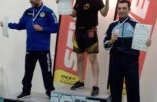 Χάλκινο μετάλλιο ο Αν. Κεχαγιάς στο Πανελλήνιο Πρωτάθλημα Kick Boxing