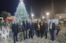 Εορταστικές εκδηλώσεις στον Δήμο Μουζακίου