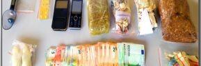 Συνελήφθη 54χρονος σε περιοχή του Βόλου με πάνω από μισό κιλό ηρωίνη
