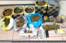 Συνελήφθη 50χρονος στην ευρύτερη περιοχή της Λάρισας με δύο κιλά κάνναβη