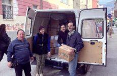Ανθρωπιστική βοήθεια για τους σεισμοπαθείς της Αλβανίας