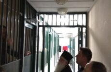 Επισκέψεις μητροπολίτη Δημητριάδος στους χώρους κράτησης