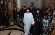 Νέα μοναχή στην Μονή Παμμεγίστων Ταξιαρχών Πηλίου